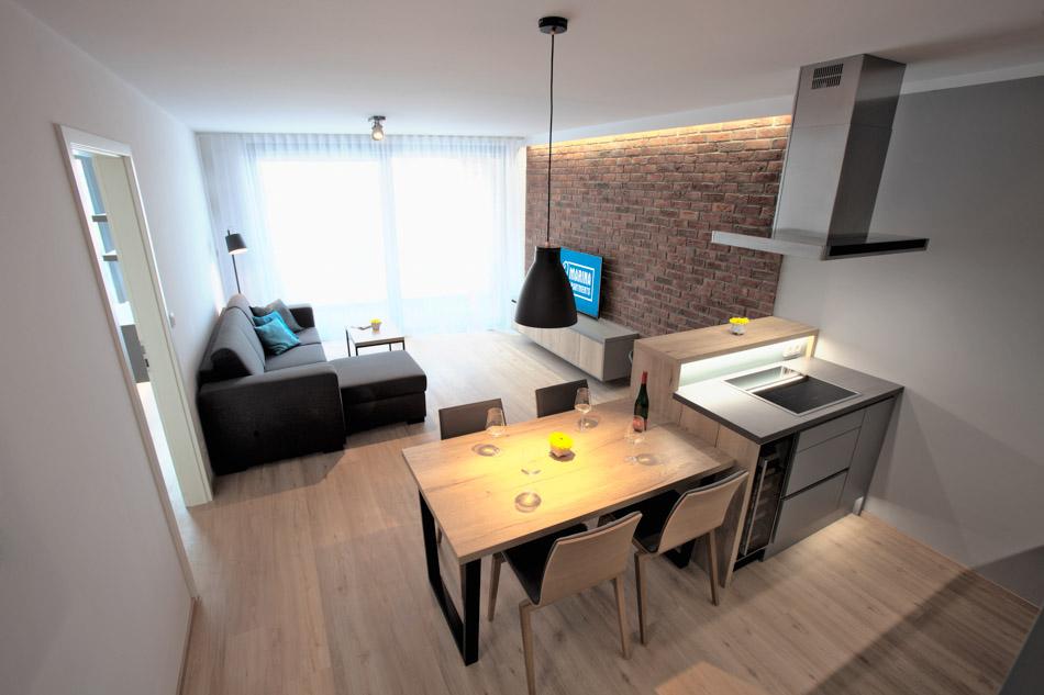 Muster 2-Raum Apartment in Regensburg